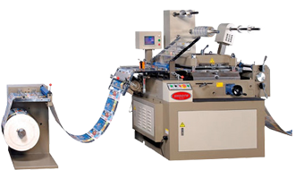 Die Cut Machine CNC High speed Single station