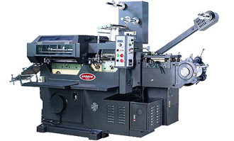 Flat-Bed Printing Machine CNC Label Printing Machine