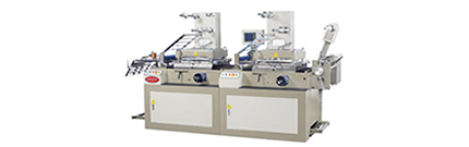 Hot Stamping / Die Cut Machine Series